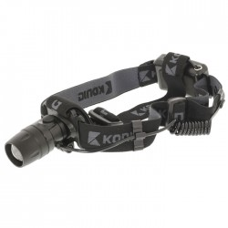 KN CXPE 2 HLIGHT Head Lamp 3 W 1 LED Black