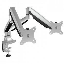 "ICY BOX IB-MS504-T Monitor stand with table support for two monitors up to 32"" /"