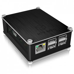 ICY BOX IB-RP102 - Enclosure for Raspberry Pi® 2 and 3  Model B	/ 60198