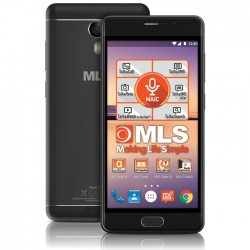 MLS MX 4G BLACK DUAL SIM 33.ML.530.258