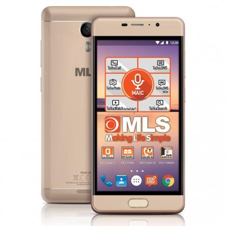 MLS MX 4G CHAMPAGNE DUAL SIM 33.ML.530.260