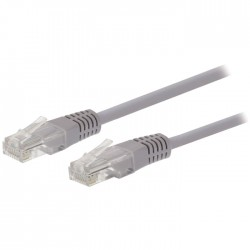 VLCT 85000E 3.00 CAT5e UTP Network Cable RJ45 (8P8C) Male - RJ45 (8P8C) Male 3.0
