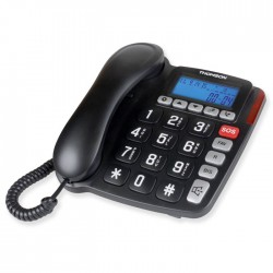 THOMSON TH-525FBLK SCREENY TELEPHONE