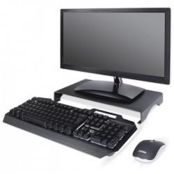 NOD MST-102 Aluminium monitor stand, black