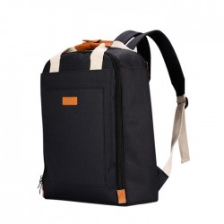 Double Laptop Bag WK Black WT-B02