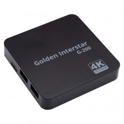 Golden Interstar G-200 Android IPTV BOX