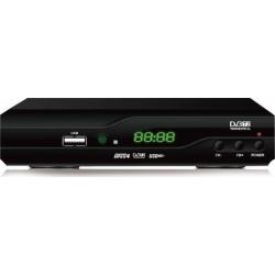 DigitalBox HDT-550 T2 με χειριστηριο learning