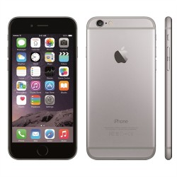 REFURBISHED ΚΙΝΗΤΟ ΤΗΛΕΦΩΝΟ APPLE iPhone 6 16GB GREY GRADE AB