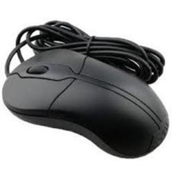 MOUSE DELL BLACK DELUXE USB OPTICAL SCROLL MOUSE (ΑΝΑΚΑΤΑΣΚΕΥΗΣ)