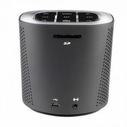 Φορητό ηχείο - Ξυπνητήρι - FM Ράδιο & MP3 Player INTENSO