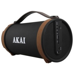 AKAI ΦΟΡΗΤΟ ΗΧΕΙΟ BLUETOOTH 9W ME BASS REFLEX - FM RADIO, MP3 PLAYER