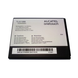 ALCATEL OT 4022D - ORIGINAL BATTERY 1300mAh LI-ION, BULK (=TLi011A1)