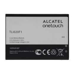 ALCATEL OT 4045D - ORIGINAL BATTERY 2000mAh LI-ION, BULK