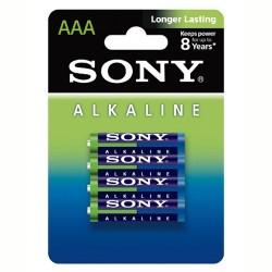 Αλκαλική Μπαταρία SONY AAA LR03 Eco Blister