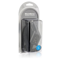 BLACKBERRY - ORIGINAL CAR CHARGER mini USB BLISTER