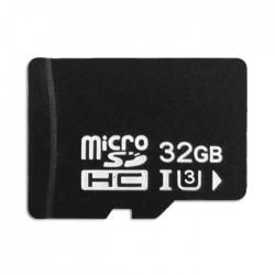 PNY SDU32GTUR-1-EF 32GB MICRO-SD HC CLASS 10/UHS-I  U3+SD ADAPTER
