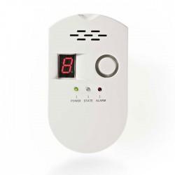 NEDIS DTCTG10CWT Gas Detector EN50194 LPG/Natural/Coal