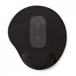 NEDIS MPADFG100BK Mouse pad Gel Black
