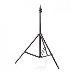NEDIS SLST10BK Photo Studio Light Stand 200 cm Spigot