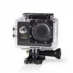 NEDIS ACAM10BK Action Cam HD 720p Waterproof Case