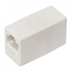 NEDIS CCGP89005WT Cat 5 Network Adapter RJ45 Female - RJ45 Female White