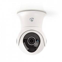 NEDIS WIFICO20CWT WiFi Smart IP Camera Pan/Tilt Full HD 1080p Outdoor Waterproof