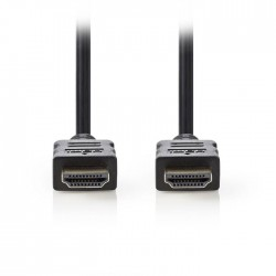 NEDIS CVGT34020BK250 High Speed HDMI Cable with Ethernet HDMIConnector-HDMI Conn