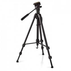 NEDIS TPOD4100BK Tripod Pan & Tilt Max 3 kg 160 cm Black