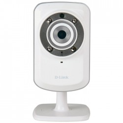 D-LINK DCS-932L WIRELESS N HOME IP SECURITY CAMERA WITH WPS AND IR