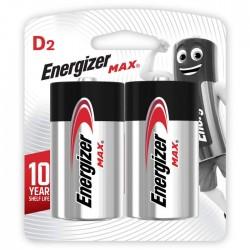 ENERGIZER D-LR20/2TEM MAX ALKALINE