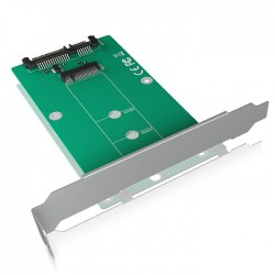 ICY BOX IB-CVB516 M.2 SATA to SATA converter card
