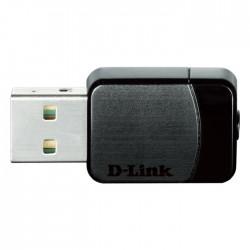 D-LINK DWA-171 AC600 MU-MIMO Wi-Fi USB Adapter