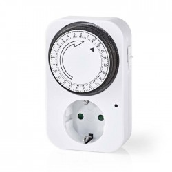 NEDIS TIME01 Timer Analogue Indoor 3500 W