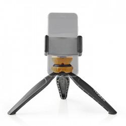 NEDIS ACMT10BK Tripod Max 1.5 kg 16 cm Black/Orange