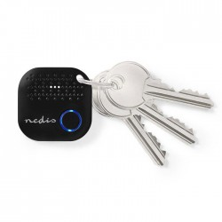 NEDIS TRCKBT30BK Tracker/Locator/Finder Bluetooth Works up to 50M With Motion De