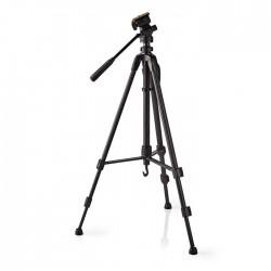 NEDIS TPOD4000BK Tripod Pan & Tilt Max 2.5 kg 148 cm Black