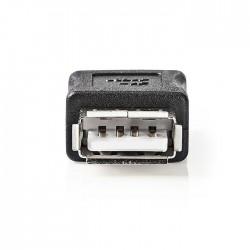 NEDIS CCGP60900BK USB 2.0 Adapter A Female - A Female Black