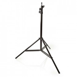 NEDIS SLST20BK Photo Studio Light Stand 260 cm Spigot